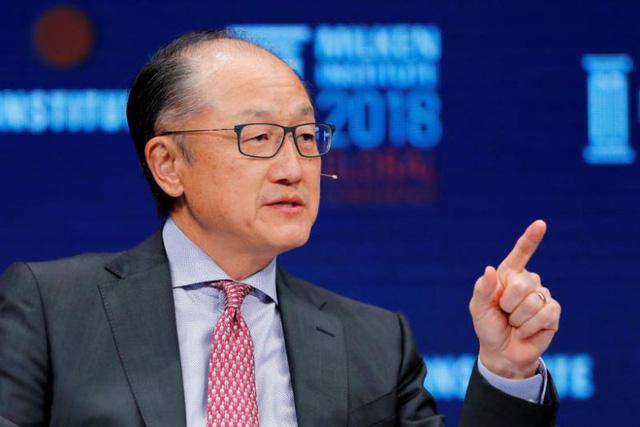 Chủ tịch Ngân hàng Thế giới tuyên bố từ chức 1