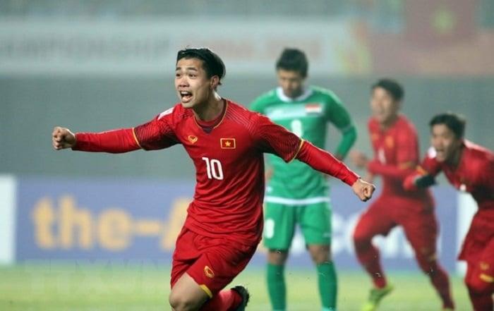 Công Phượng rực sáng, Việt Nam thua ngược Iraq đáng tiếc ở phút cuối  1