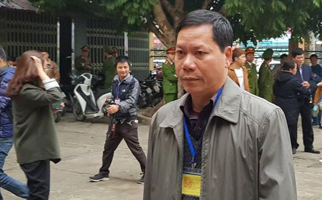 Hình ảnh Xét xử vụ sự cố chạy thận làm 9 người chết: BS Lương vắng mặt, ông Dương lần đầu xuất hiện số 1