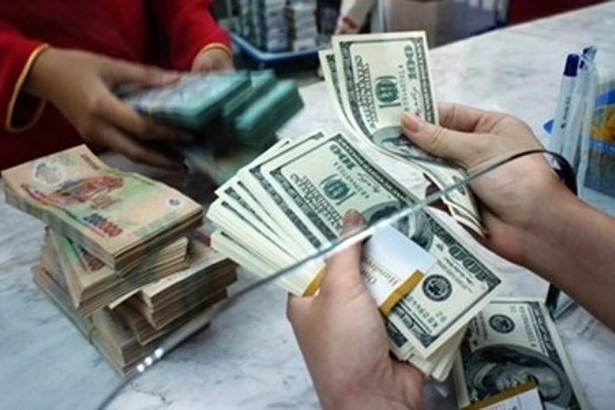 Hình ảnh Tỷ giá ngoại tệ 9/1/2019: USD trong nước tăng giá số 1