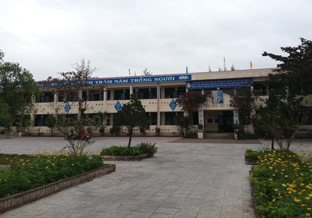 Hình ảnh Cô giáo tát trẻ lớp 1 nhập viện ở Quảng Bình: Tôi có biết sự việc 231 cái tát nhưng nóng giận vẫn lỡ tay số 1