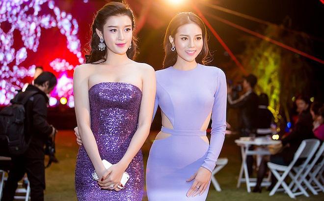 Kỳ Duyên lần đầu tiết lộ lý do nghỉ chơi Jolie Nguyễn, tin đồn mâu thuẫn với Á hậu Huyền My 1