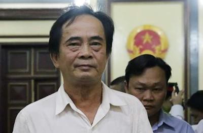 Khởi tố, bắt tạm giam nguyên Phó tổng giám đốc BIDV Đoàn Ánh Sáng 2