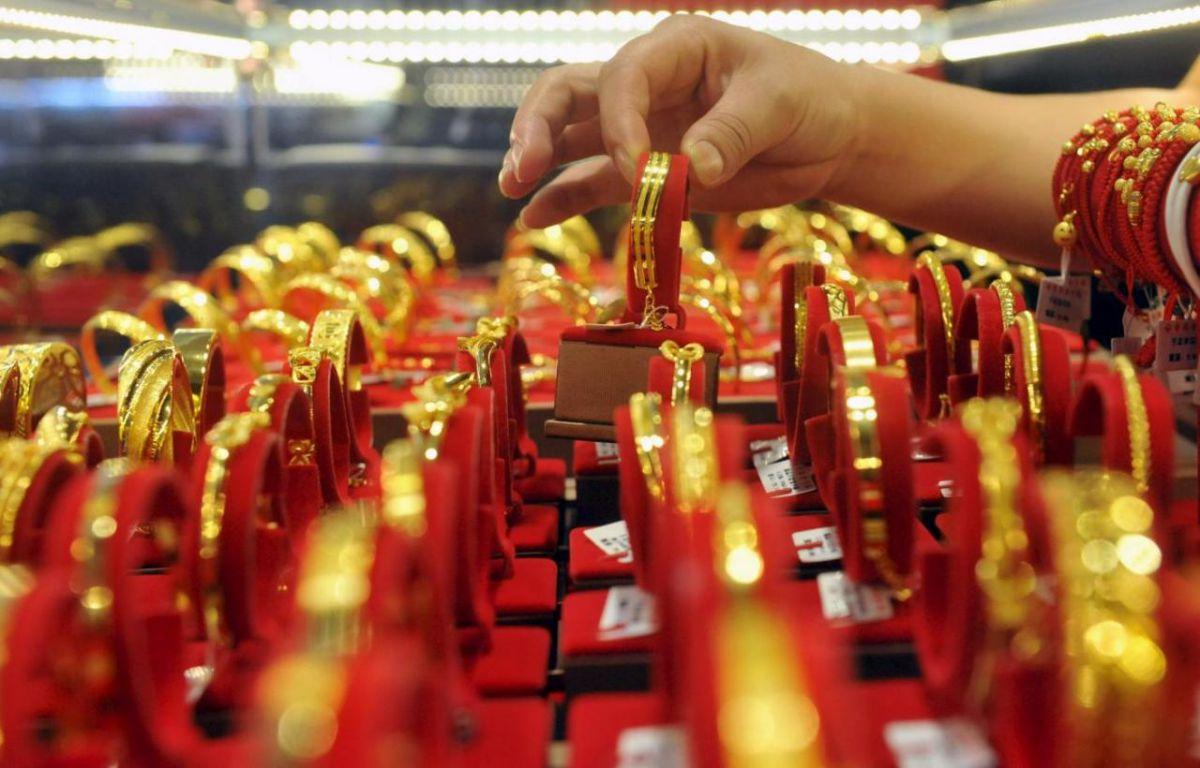 Hình ảnh Giá vàng hôm nay 10/1/2019: Vàng treo giá mức cao do USD giảm số 1