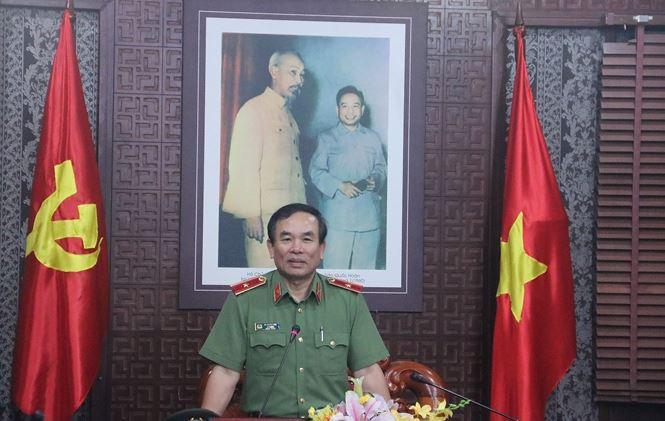 Kỷ luật trưởng Công an phường chống lệnh Giám đốc Công an Đà Nẵng 1