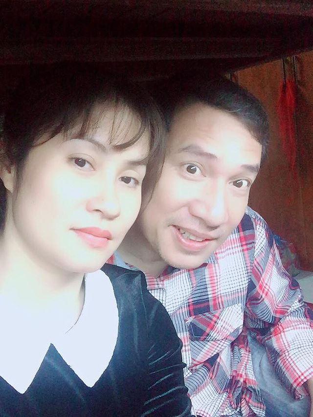 Hình ảnh Nhan sắc người vợ kém 12 tuổi được diễn viên Quang Thắng chấm từ năm lớp 10 số 5