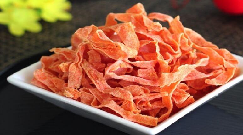 Hình ảnh Cách làm mứt cà rốt sợi ngon chuẩn đúng điệu cho ngày Tết nguyên đán số 1