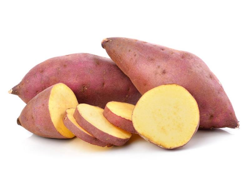 Hình ảnh Cách làm mứt khoai lang ngon, ăn là mê cho ngày Tết Nguyên đán số 1