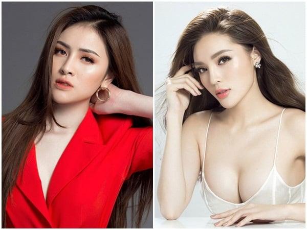 Hình ảnh Kỳ Duyên nghỉ chơi với Jolie Nguyễn vì Á hậu đi khách 25.000 USD? số 2