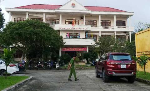 Phó chánh Thanh tra tỉnh Quảng Nam tử vong sau trụ sở: Phát hiện nhiều thương tích trên người 1