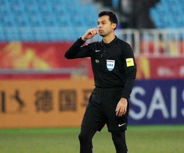 Trọng tài từng gây phẫn nộ ở U23 Châu Á bắt trận Việt Nam - Iran 1