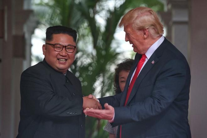 Việt Nam nằm trong hai địa điểm cuối cùng được cân nhắc trong cuộc gặp Trump - Kim 1