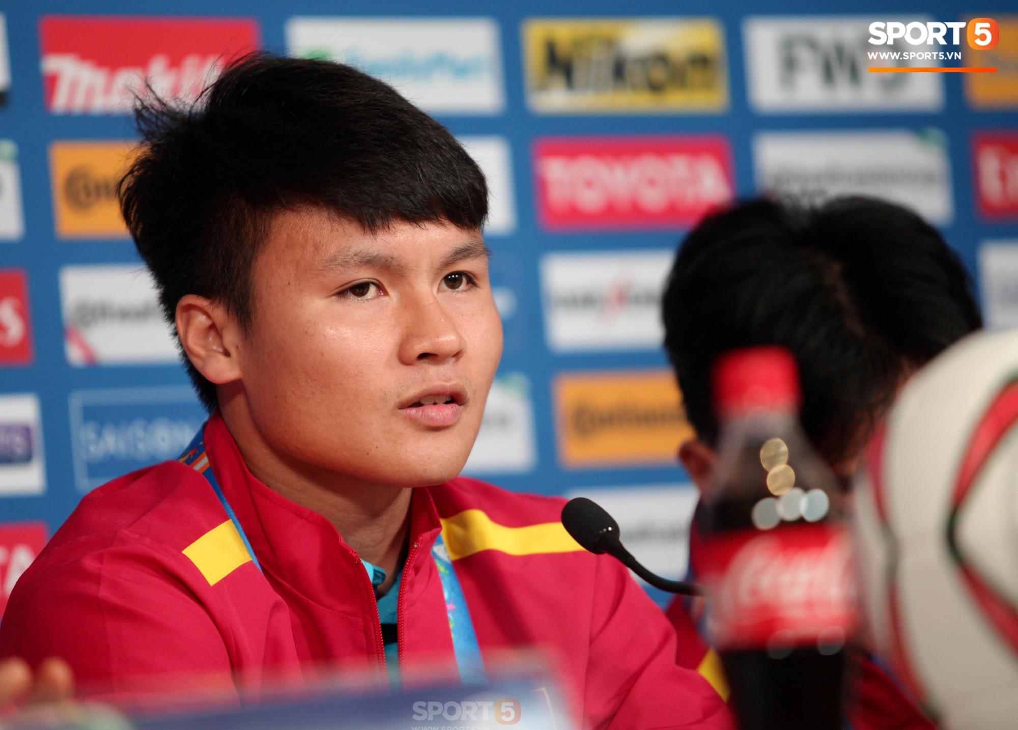 Hình ảnh Quang Hải nói gì trước trận đối đầu với đội tuyển Iran tại Asian Cup 2019 số 1