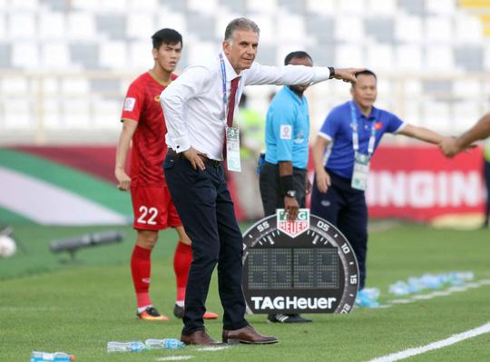 Hình ảnh HLV Carlos Queiroz nói điều bất ngờ sau trận thắng tuyển Việt Nam số 1