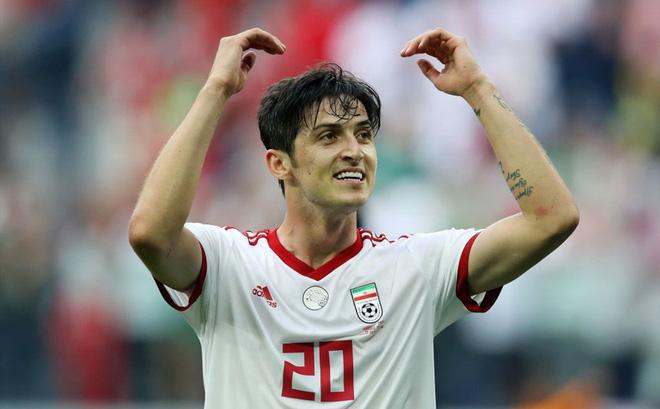 Hình ảnh Asian Cup 2019: Chân sút nguy hiểm nhất Iran khiến đội Việt Nam phải dè chừng số 1
