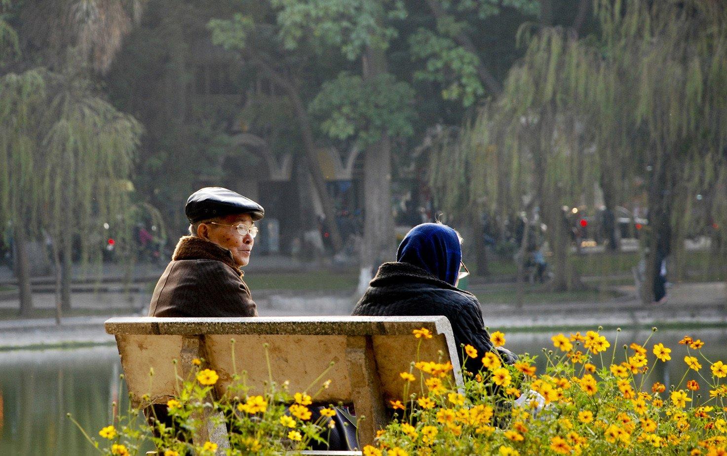 Hình ảnh Dự báo thời tiết ngày 13/1: Miền Bắc rét về đêm và sáng, Hà Nội có nắng số 1