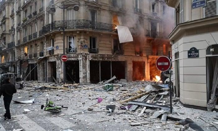 Hình ảnh Thông tin mới nhất vụ nổ lớn ở Paris khiến gần 50 người thương vong số 1