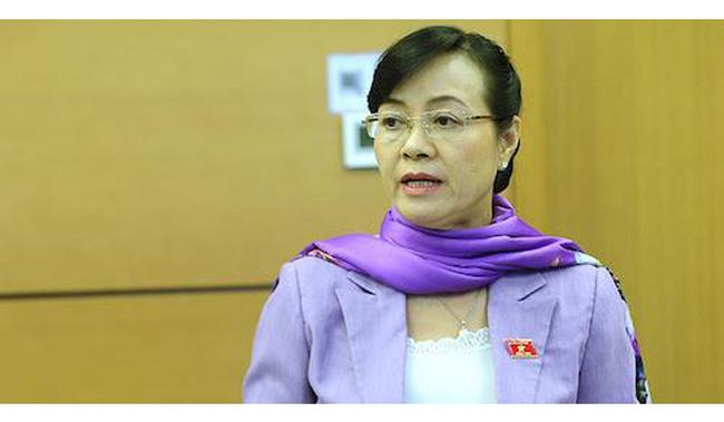 Bà Nguyễn Thị Quyết Tâm nói gì sau khi nhận quyết định nghỉ hưu 1