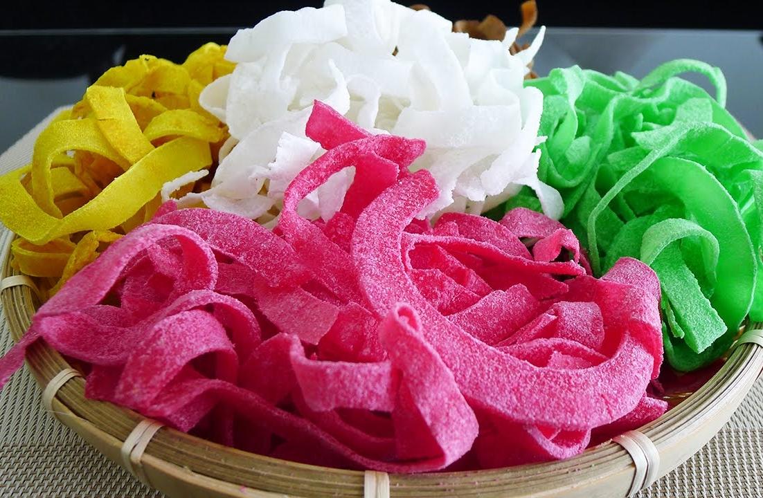 Đời sống - Cách làm mứt dừa nhiều màu tự nhiên cho ngày Tết Nguyên đán