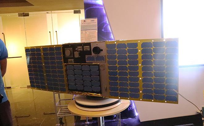 Hình ảnh Chuẩn bị phóng vệ tinh do Việt Nam chế tạo vào vũ trụ số 1