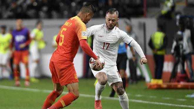 Đại thắng Philippines, Kyrgyzstan đẩy Việt Nam vào thế khó 1