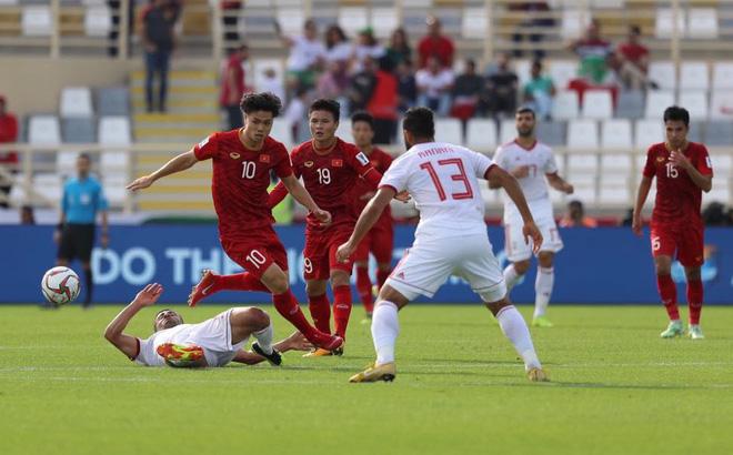 BXH Asian Cup: Việt Nam chính thức hết cửa cho trường hợp đặc biệt 2