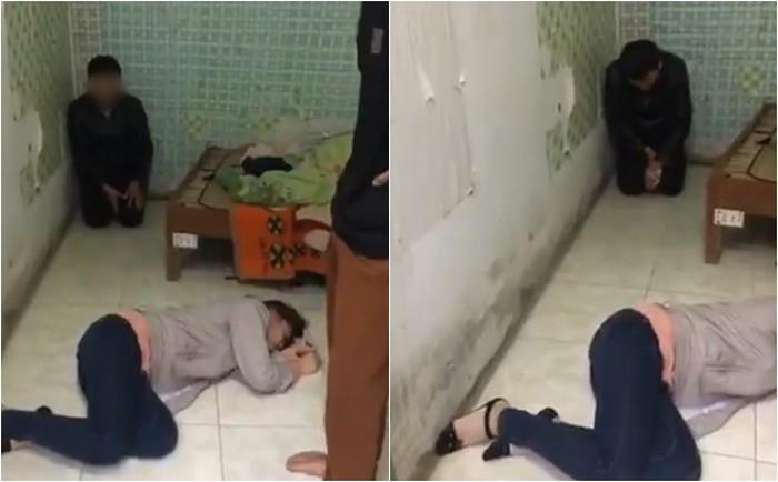Chồng bắt tại trận vợ thuê nhà ngủ với 2 trai lạ ở Thái Nguyên 1