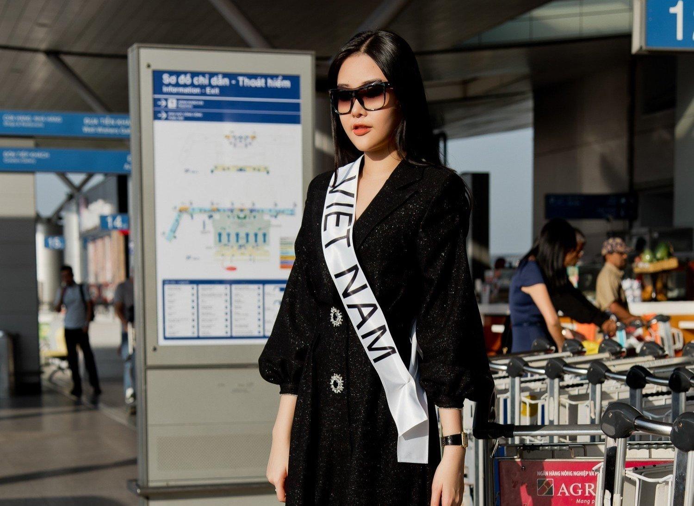 BTC Hoa hậu Liên lục địa nói gì trước thông tin thi chui của Lê Âu Ngân Anh 1