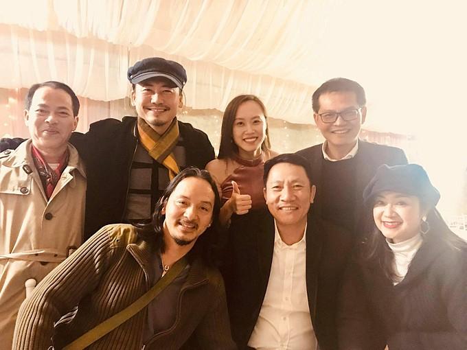 Dàn nghệ sĩ Vbiz về Sơn La từ sớm để dự đám cưới NSND Trung Hiếu 2