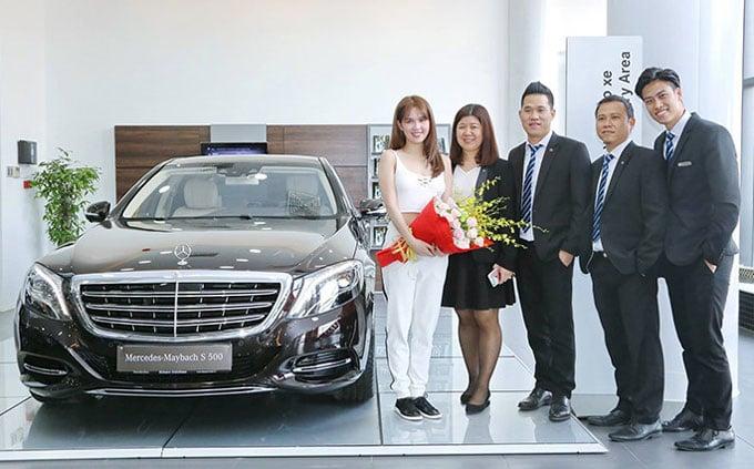 Hình ảnh Ngắm dàn siêu xe hàng chục tỷ mới biết sao Việt giàu đến cỡ nào số 6