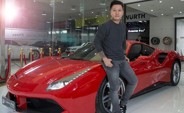 Hình ảnh Ngắm dàn siêu xe hàng chục tỷ mới biết sao Việt giàu đến cỡ nào số 11