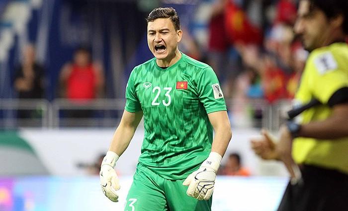 Đặng Văn Lâm nằm trong top thủ môn cản phá nhiều nhất Asian Cup 2019 1