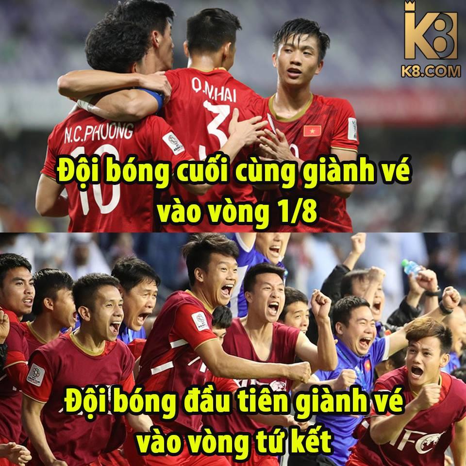 """Asian Cup 2019: Tuyển Việt Nam """"chết hụt thì sống dai""""! 1"""