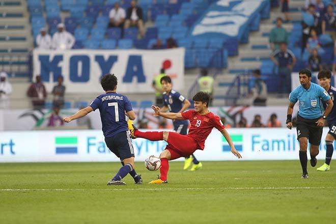 Asian Cup 2019: HLV Nhật Bản nói gì về Quang Hải, Công Phượng? 1