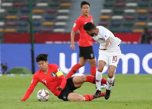 Địa chấn Asian Cup 2019: Qatar gây sốc khi đánh bại Hàn Quốc của Son Heung-min 1