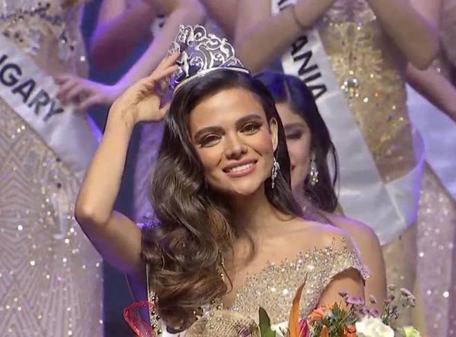 Lê Âu Ngân Anh đoạt giải Á hậu 4 Miss Intercontinental 2018 1