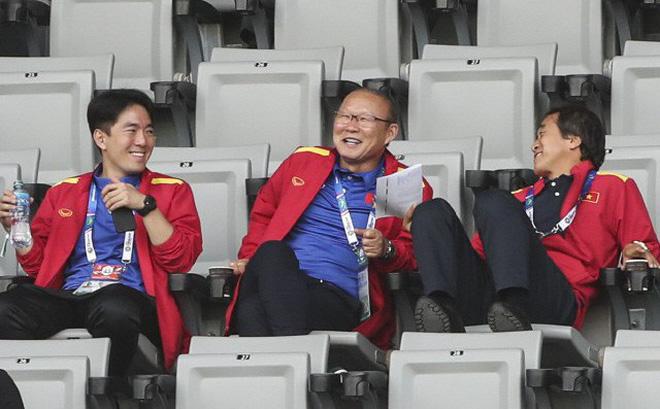 HLV Park Hang-seo dẫn dắt U22 Việt Nam chinh phục SEA Games 30 1
