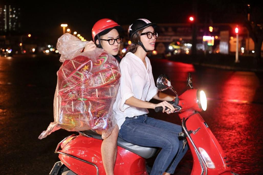 Bị mỉa mai Hoa hậu mà không tham gia hoạt động cộng đồng, Minh Tú không ngại ngần đáp trả 2