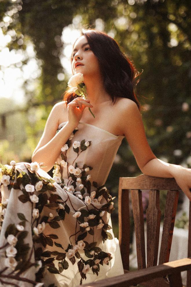 Ngỡ ngàng với nhan sắc Phạm Quỳnh Anh hậu ly hôn Quang Huy 8