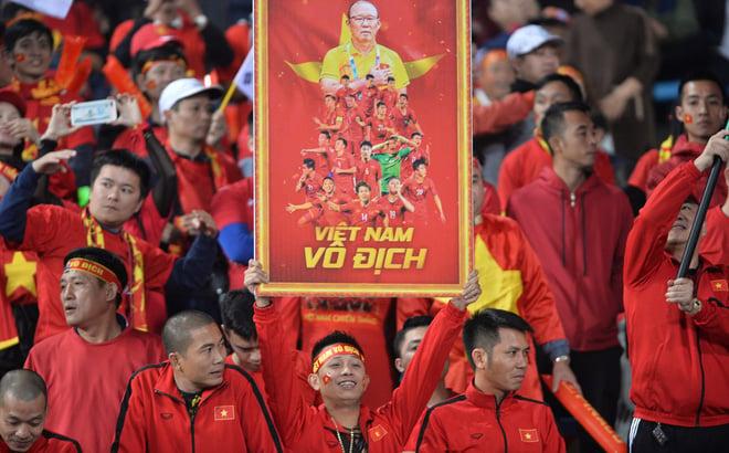 Tin HOT thể thao 1/2: Chứng kiến Việt Nam vô địch, Australia đòi được tham gia AFF Cup 1