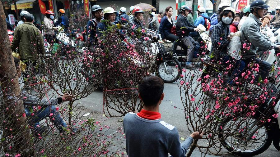 CNN bầu chọn 12 hình ảnh Tết Nguyên Đán trên khắp thế giới, Việt Nam góp mặt với khung cảnh giản dị thân quen 5