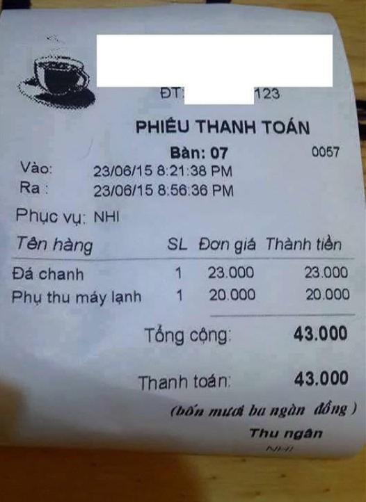 Tranh cãi câu chuyện quán cafe phụ thu 5 nghìn đồng ngày mùng 1 Tết, từ chối bán nước vì khách thắc mắc 3
