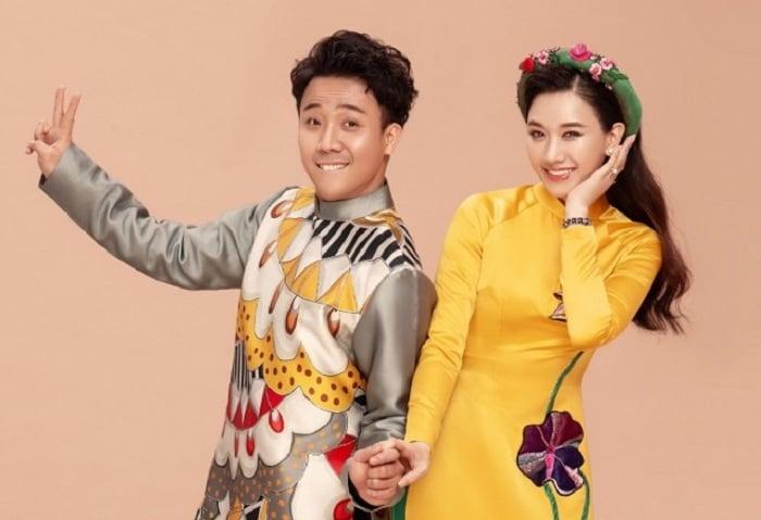 """Đăng status đầy mùi mẫn mừng sinh nhật Trấn Thành, Hari Won tiện thể tiết lộ hành trình bị ông xã """"cưa đổ"""" 3"""