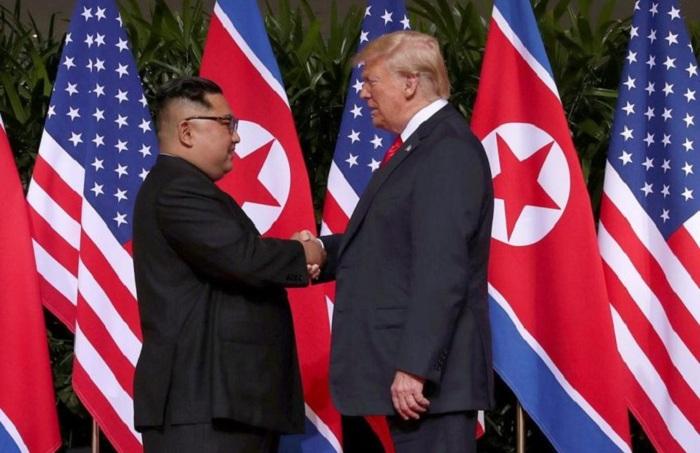 Trump chính thức công bố gặp Kim Jong-un lần 2 tại Việt Nam 1