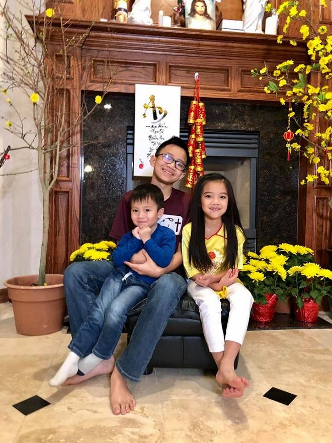 Sao Việt khoe đón Tết Nguyên đán sang chảnh bên Mỹ 7