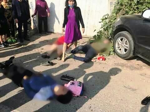 Vụ xe khách tông ô tô 7 chỗ đi chúc Tết: 3 nạn nhân đã tử vong 1