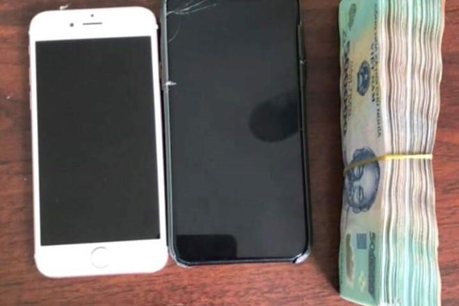 Truy tìm tên cướp bí ẩn gửi thư xin lỗi và trả lại 100 triệu cùng 2 chiếc iPhone trước Tết 2