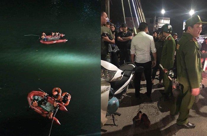 Thái Nguyên: Nữ sinh 20 tuổi bỏ lại xe máy, nhảy cầu ngay trong đêm mùng 5 Tết 2