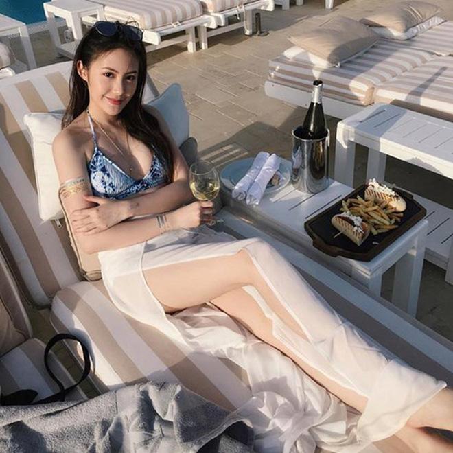Nhan sắc gợi cảm của đệ nhất hot girl Lào vừa về Việt Nam ăn Tết, đăng ảnh check-in gây sốt - Ảnh 5.