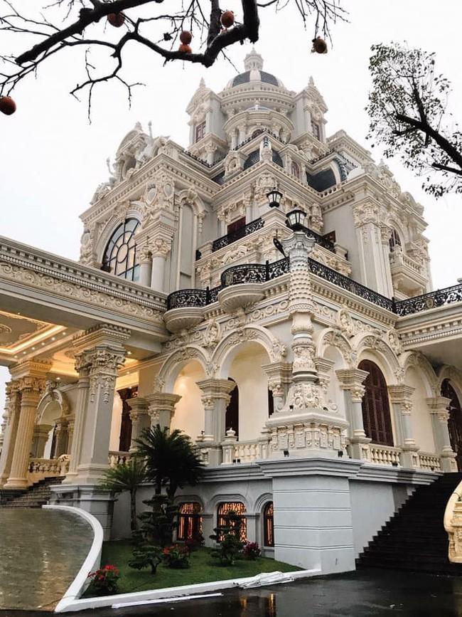 Rò rỉ hình ảnh xa hoa bên trong lâu đài 7 tầng của gia đình cô dâu xinh đẹp nổi tiếng Nam Định - Ảnh 12.